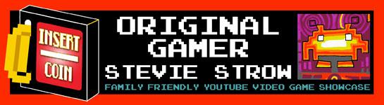 Original Gamer Stevie Strow